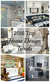Home Interior Trends 2015 28 Home Design Trends In 2016 Interior Design Trends 2016