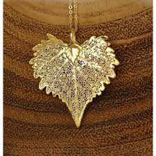 real leaf necklace images Cottonwood real leaf necklace friction jewelry inc jpg