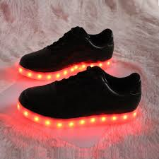 led lights shoes nike nike air force low led light up sports sneakers men shoes men