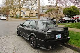 Bmw M3 Old - old parked cars 1988 bmw 318i i mean m3
