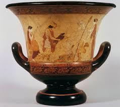 Aphrodite Vase Cyarthistory Greek Classical Period