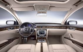 volkswagen crossblue interior the new 2011 volkswagen phaeton interior eurocar news