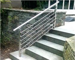 metal stair handrail uk staircase gallery