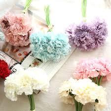 Purple Carnations Purple Silk Carnations 143 Best Wedding The Aisle Images On