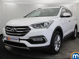 used hyundai santa fe for sale second hand u0026 nearly new cars
