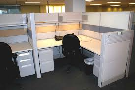 used office cubicle and their benefits office architect