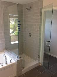 3 8 glass shower door 3 8