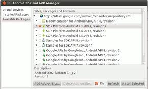 android sdk eclipse how to install android sdk and take screenshots in ubuntu 9 10