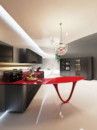 black and red kitchen design sensational limited edition kitchen inspired by the world of
