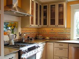 custom kitchen backsplash by alexandra immel seattle mosaic arts