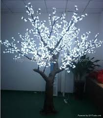 2 5m high outdoor led flower tree light dw st