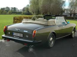 bentley corniche convertible cadycars be