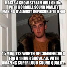 Making Memes Online - scumbag amc imgflip