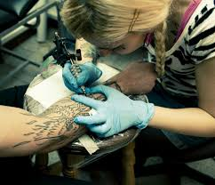 how to get a tattoo or piercing apprenticeship
