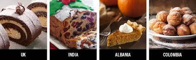 theme around the world tasty catering