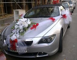 brautpaar auto arkadas dekorasyon hochzeitsdeko und - Hochzeitsdekoration Auto