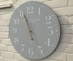 designer kitchen wall clocks large contemporary wall clocks stupendous contemporary large wall