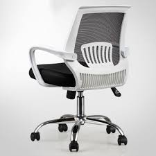 white office chair mesh singapore 1 mesh back reclining office chair adjustable
