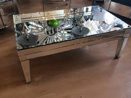 Oval Glass Table Furniture Mirrored Coffee Table Rectangle Glass Top Coffee