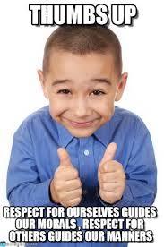 Thumbs Up Kid Meme - thumbs up thumbs up meme on memegen random crack ups