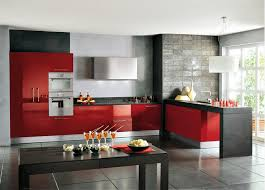 Red Gloss Kitchen Cabinets High Gloss Kitchens From Lwk Lacquer Kitchen Cabinets Aliexpress
