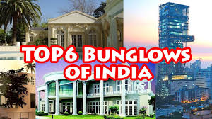 top 6 expensive bungalows of india biggest house in india youtube