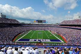 Arrowhead Stadium Map Buffalo Bills Seating Chart New Era Field