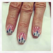 52 best patriotic nail art images on pinterest july 4th holiday