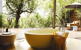 Bathroom Ideas With Tub Looking At A View 19 Bathtubs Around The World With Epic Views Travel Leisure