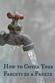 External Faucet How To Wrap Your Faucets To Keep Them From Freezing U2014 Clumsy Crafter