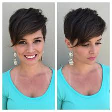 is a pixie haircut cut on the diagonal 55 trendy long pixie cut ideas forever young