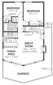 2 cabin plans small cabin plan with loft cabin house plans cabin and lofts