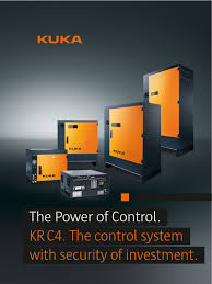 kuka controller krc4 numerical control automation