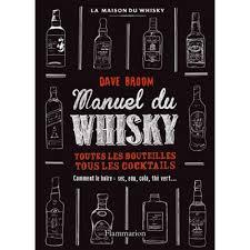 cadeau autour du whisky whisky le manuel livre vins et alcools cultura