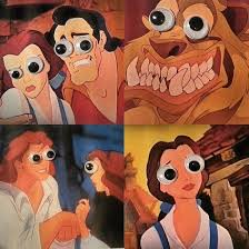 Googly Eyes Meme - googly eyes sure do lify character expressions meme guy