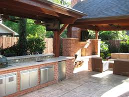 Outdoor Kitchen Furniture - outdoor kitchens wood crafters