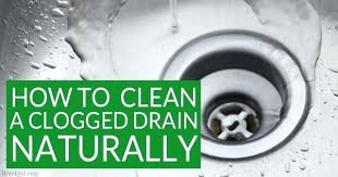 how to unclog bathroom sink drain naturally bathroom sink faucet