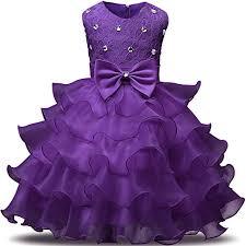amazon black friday flor weving machjng nnjxd dress kids ruffles lace party wedding dresses https