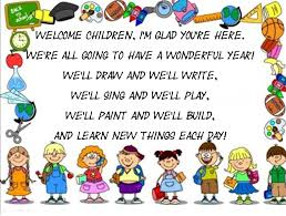 join and enjoy welcome back to school