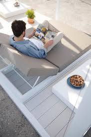 chill bed with backrest sun loungers from gandiablasco architonic