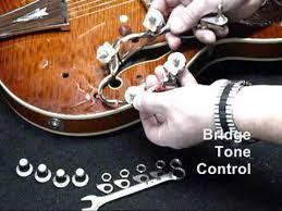 rewiring a semi hollow guitar part one youtube
