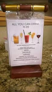 Aria Buffet Prices by All You Can Drink In Buffet Picture Of Mgm Grand Hotel And