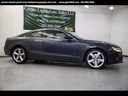 green light auto sales llc seymour ct 2009 audi a5 2dr coupe man for sale in seymour ct truecar