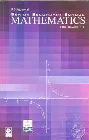 mathematics for class 11 rs aggarwal prakash book depot