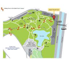 Botanic Garden Mrt Nus Faculty Of Asia S Global School Cals