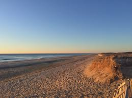 groundbreaking management plan approved for nauset beach