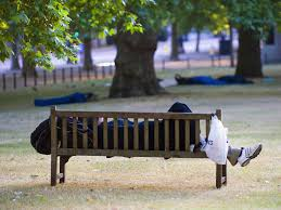 Park Bench Position Britain U0027s Dark History Of Criminalising Homeless People In Public