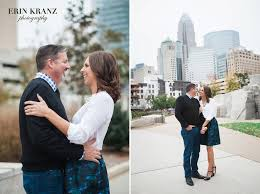 Charlotte Photographers Charlotte Wedding Photographers Uptown Engagement Session