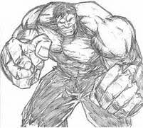 2020 other images incredible hulk drawings sketches