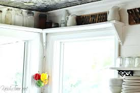 Kitchen Window Shelf Ideas Kitchen Window Shelf Kitchen Window Shelves Mint Cottage Kitchen